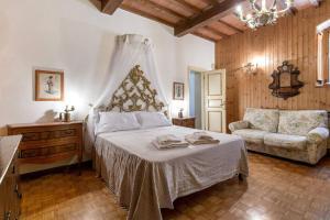 Il Roseto, Apartmány  Tavarnelle in Val di Pesa - big - 44