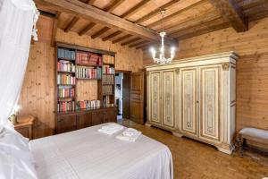 Il Roseto, Apartmány  Tavarnelle in Val di Pesa - big - 46