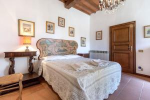 Il Roseto, Apartmány  Tavarnelle in Val di Pesa - big - 51