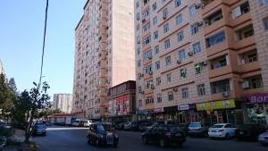 Apartment on Xudu Məmmədov 36, Apartmány  Baku - big - 8