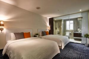 Via Hotel, Hotels  Taipeh - big - 14
