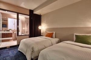 Via Hotel, Hotel  Taipei - big - 17