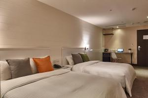 Via Hotel, Hotel  Taipei - big - 21