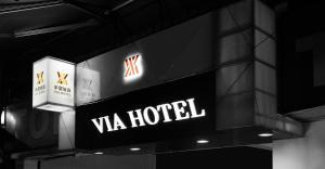 Via Hotel, Szállodák  Tajpej - big - 1