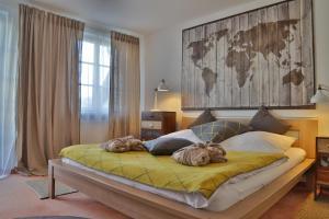 Das Hotel Stern, Hotels  Sankt Gilgen - big - 25