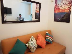 Chateau Elysee Condo Unit - Vendome, Apartmanok  Manila - big - 45