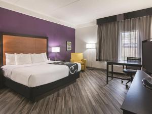 Deluxe-værelse med kingsize-seng