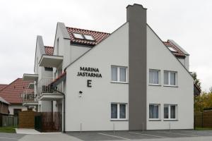 Aparthotel Marina Jastarnia, Apartmanhotelek  Jastarnia - big - 41