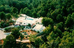 Hacienda Encanto del Rio, Apartmány  Es Figueral Beach - big - 1