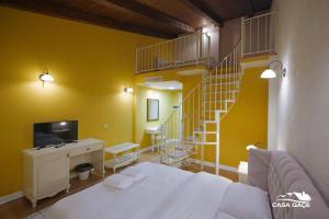 Casa Gaçe Hotel, Hotel  Korçë - big - 39