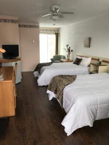 Motel Belle Riviere, Motely  Saint-Jean-sur-Richelieu - big - 7