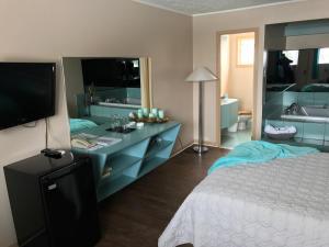 Motel Belle Riviere, Motely  Saint-Jean-sur-Richelieu - big - 18