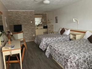 Motel Belle Riviere, Motely  Saint-Jean-sur-Richelieu - big - 22