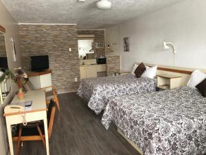 Motel Belle Riviere, Motely  Saint-Jean-sur-Richelieu - big - 78