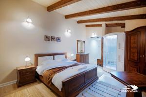 Casa Gaçe Hotel, Hotel  Korçë - big - 31
