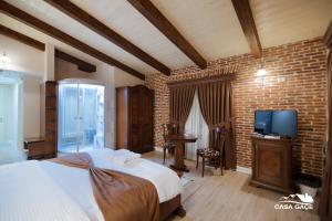 Casa Gaçe Hotel, Hotel  Korçë - big - 29