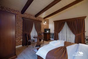 Casa Gaçe Hotel, Hotel  Korçë - big - 23