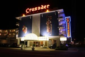 Crusader Oceanfront Resort, Motels  Wildwood Crest - big - 1