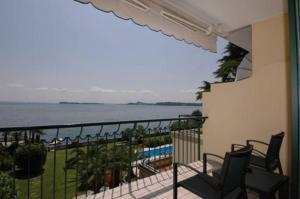 Hotel Villa Capri, Hotel  Gardone Riviera - big - 4