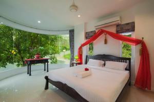 Villa Nap Dau Crown, Виллы  Чалонг - big - 8