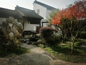 Pure-Land Villa, Alloggi in famiglia  Suzhou - big - 44