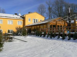 Restaurace a penzion Ceský les