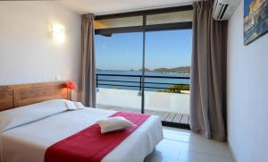 Résidence Les Calanques, Residence  Ajaccio - big - 7