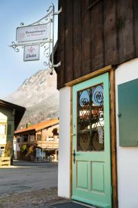 Chalet am Frohmarkt, Alpesi faházak  Oberstdorf - big - 10