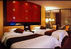 Western Royal Palace Hotel, Hotely  Chengdu - big - 16