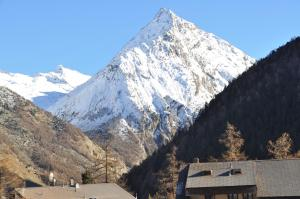 Apartmenthaus Holiday, Apartments  Saas-Fee - big - 33