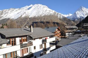 Apartmenthaus Holiday, Apartmány  Saas-Fee - big - 30