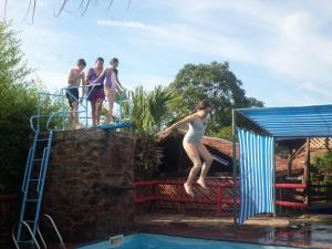 Hotel Rural San Ignacio Country Club, Ferienhöfe  San Ygnacio - big - 32