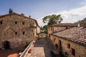 Borgo Il Poggiaccio Residence, Country houses  Sovicille - big - 92