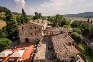 Borgo Il Poggiaccio Residence, Country houses  Sovicille - big - 91