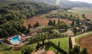 Borgo Il Poggiaccio Residence, Country houses  Sovicille - big - 121
