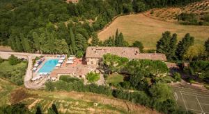 Borgo Il Poggiaccio Residence, Country houses  Sovicille - big - 93