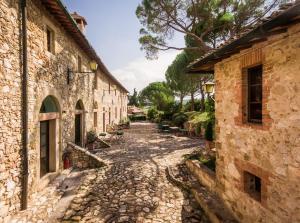 Borgo Il Poggiaccio Residence, Country houses  Sovicille - big - 90