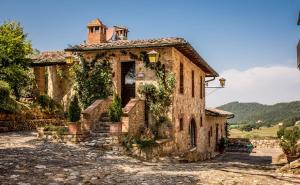Borgo Il Poggiaccio Residence, Country houses  Sovicille - big - 119