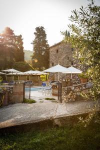 Borgo Il Poggiaccio Residence, Country houses  Sovicille - big - 110