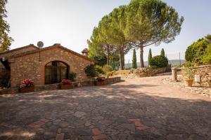Borgo Il Poggiaccio Residence, Country houses  Sovicille - big - 82