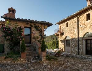 Borgo Il Poggiaccio Residence, Country houses  Sovicille - big - 81