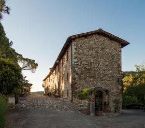 Borgo Il Poggiaccio Residence, Country houses  Sovicille - big - 79