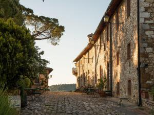 Borgo Il Poggiaccio Residence, Country houses  Sovicille - big - 78