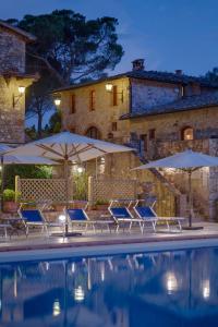 Borgo Il Poggiaccio Residence, Country houses  Sovicille - big - 86