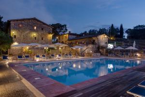 Borgo Il Poggiaccio Residence, Country houses  Sovicille - big - 129