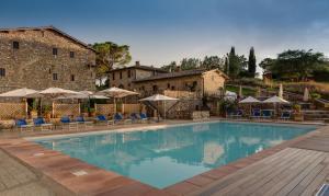 Borgo Il Poggiaccio Residence, Country houses  Sovicille - big - 133