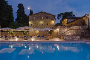 Borgo Il Poggiaccio Residence, Country houses  Sovicille - big - 128