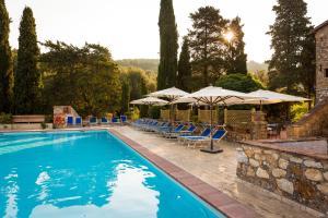 Borgo Il Poggiaccio Residence, Country houses  Sovicille - big - 54