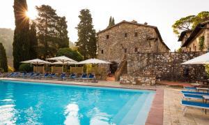 Borgo Il Poggiaccio Residence, Country houses  Sovicille - big - 53