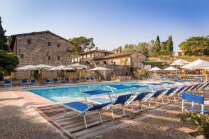 Borgo Il Poggiaccio Residence, Country houses  Sovicille - big - 144